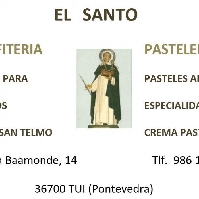Pastelería El Santo