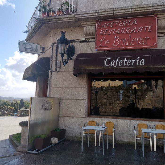 Cafetería Boulevard