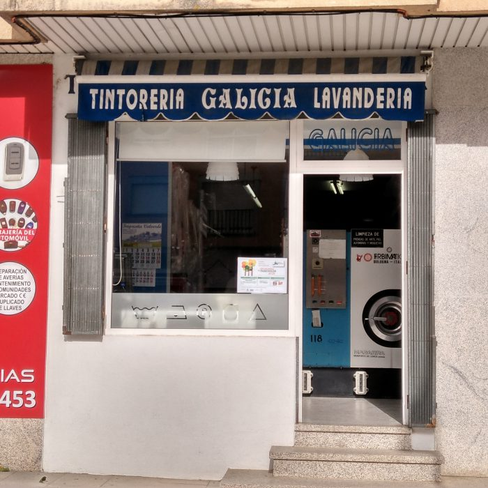 Tintorería Galicia