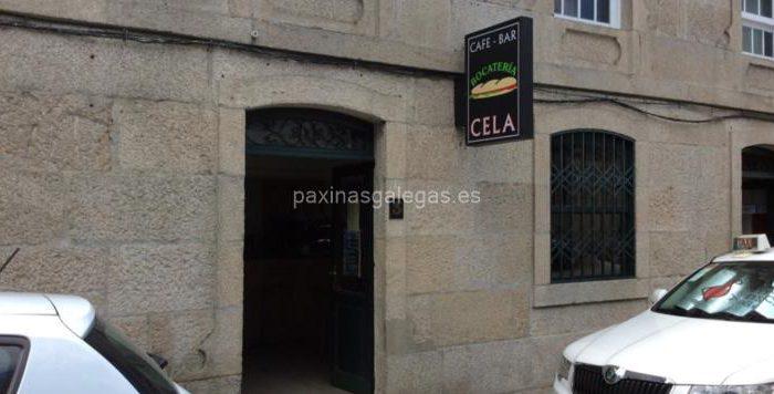 Café Bocateria Cela