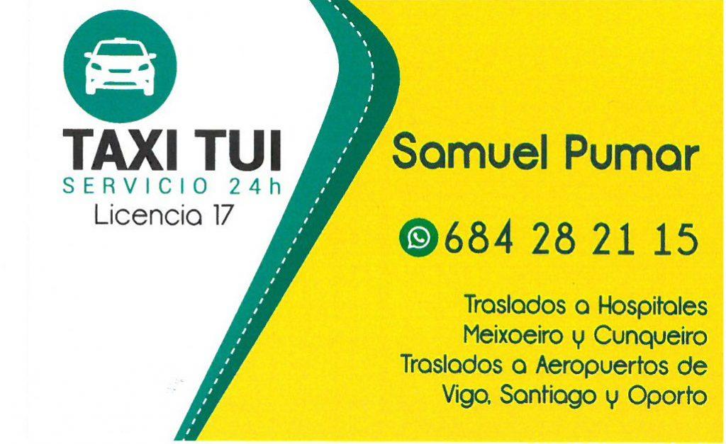 Taxi Tui Licencia 17