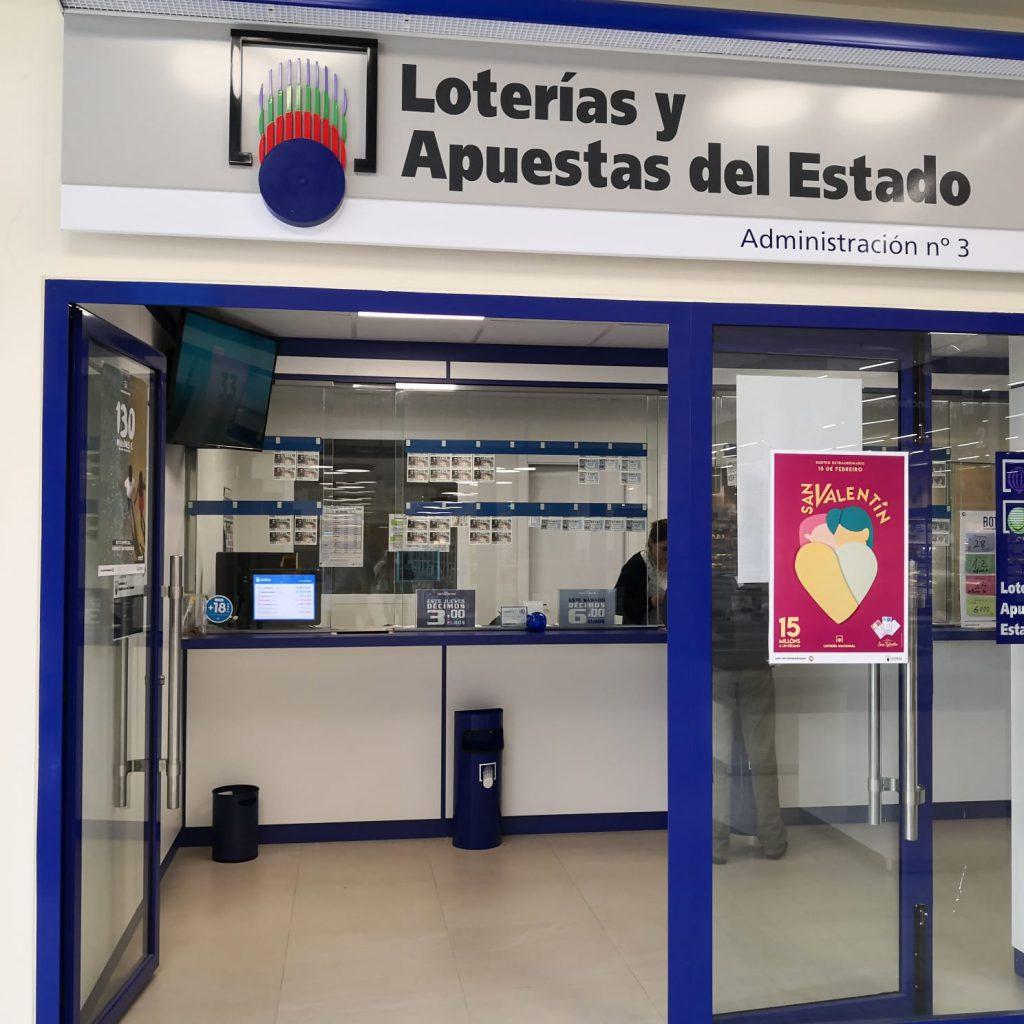 Administración de Loteria Alén